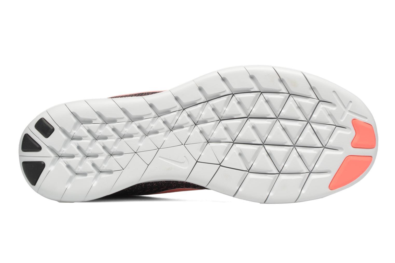 Chaussures de sport Nike Wmns Nike Free Rn Noir vue haut