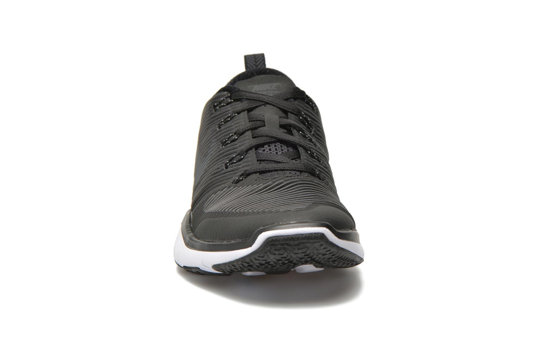 Scarpe sportive Nike Nike Free Train Versatility Nero modello indossato