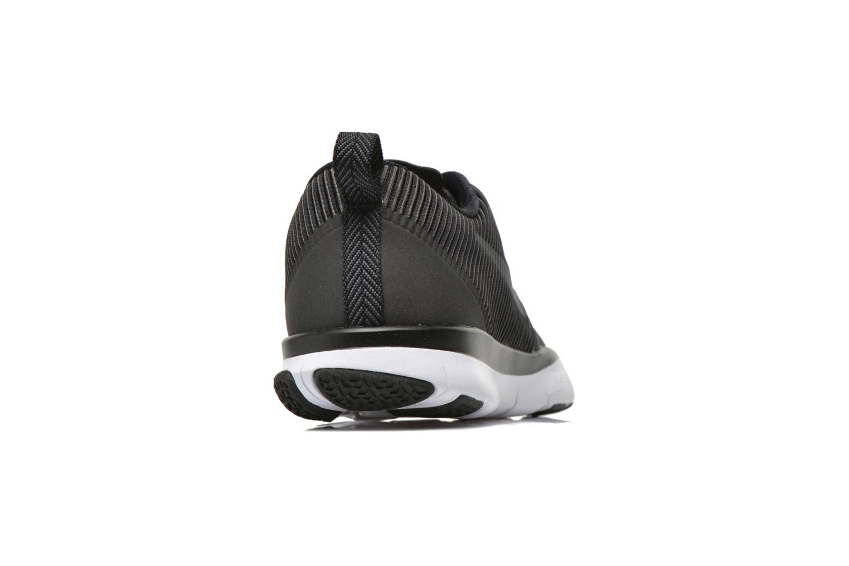 Sportschuhe Nike Nike Free Train Versatility schwarz ansicht von rechts