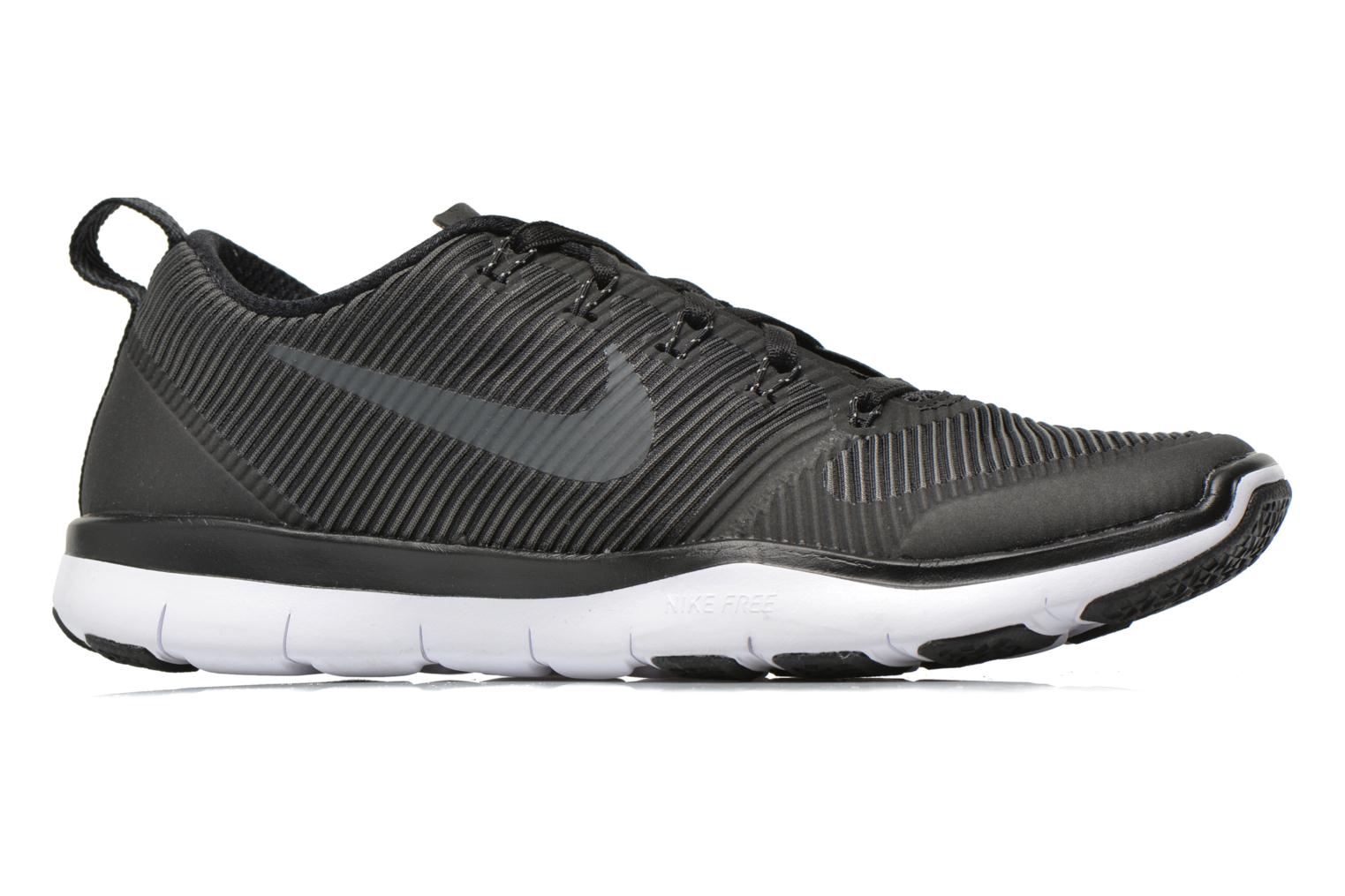 Sport shoes Nike Nike Free Train Versatility Black back view