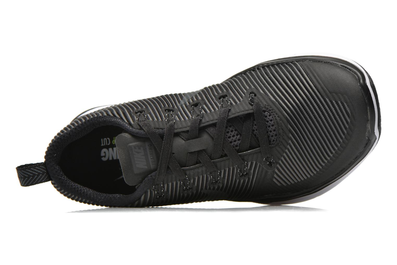 Scarpe sportive Nike Nike Free Train Versatility Nero immagine sinistra