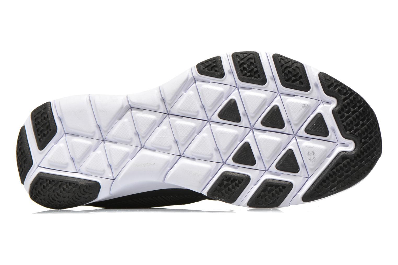 Sportschuhe Nike Nike Free Train Versatility schwarz ansicht von oben
