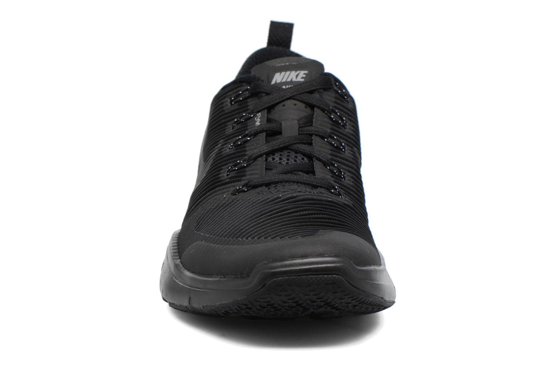 Sportschuhe Nike Nike Free Train Versatility schwarz schuhe getragen