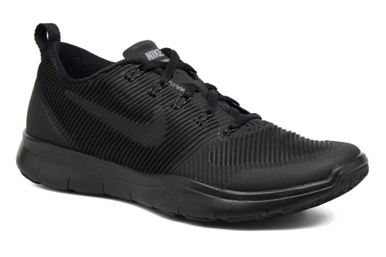Sportschuhe Nike Nike Free Train Versatility schwarz detaillierte ansicht/modell