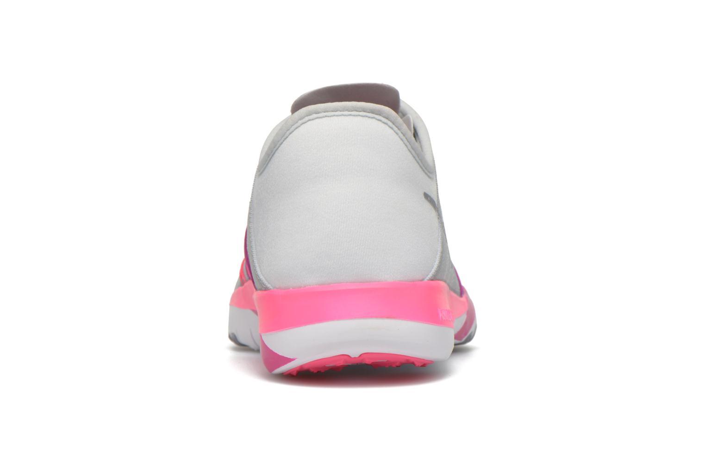 Chaussures de sport Nike Wmns Nike Free Tr 6 Gris vue droite