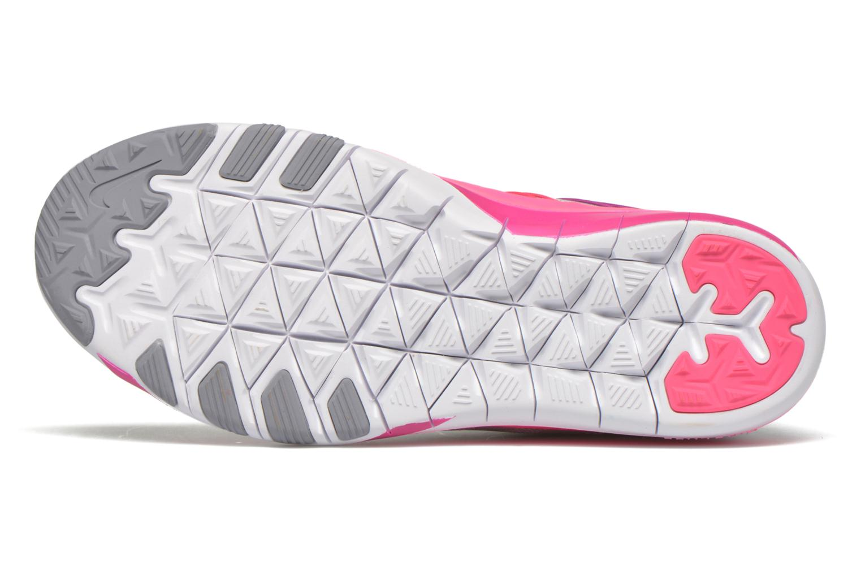 Chaussures de sport Nike Wmns Nike Free Tr 6 Gris vue haut