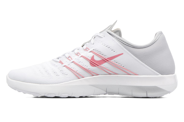 Chaussures de sport Nike Wmns Nike Free Tr 6 Blanc vue face