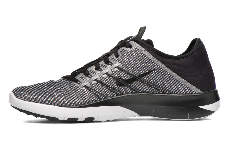 Sport shoes Nike Wmns Nike Free Tr 6 Prt Black front view