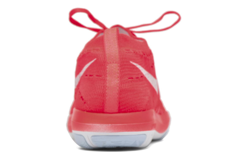 Chaussures de sport Nike Wm Nike Free Transform Flyknit Orange vue droite