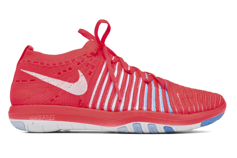 Sport shoes Nike Wm Nike Free Transform Flyknit Orange back view