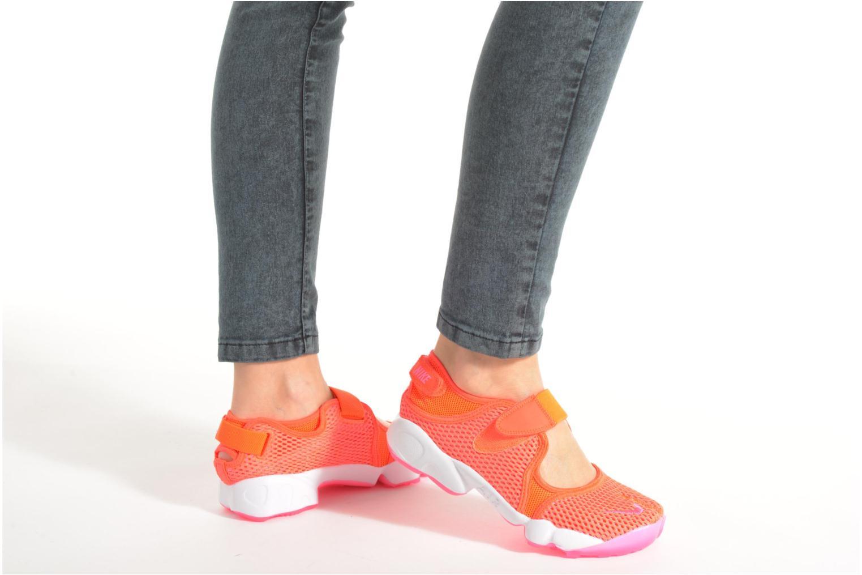 Sneakers Nike Wmns Nike Air Rift Br Nero immagine dal basso