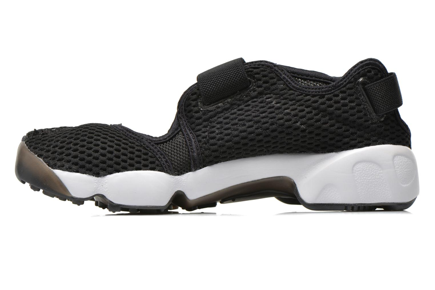 Sneakers Nike Wmns Nike Air Rift Br Nero immagine frontale