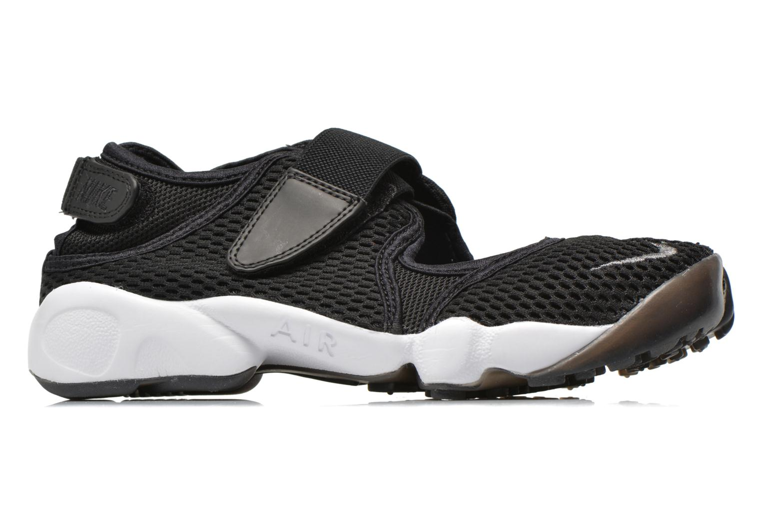 Sneakers Nike Wmns Nike Air Rift Br Nero immagine posteriore