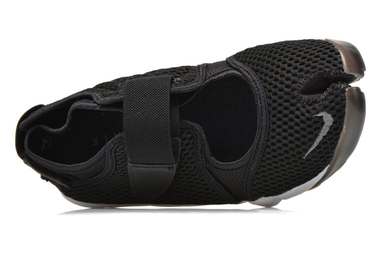 Baskets Nike Wmns Nike Air Rift Br Noir vue gauche