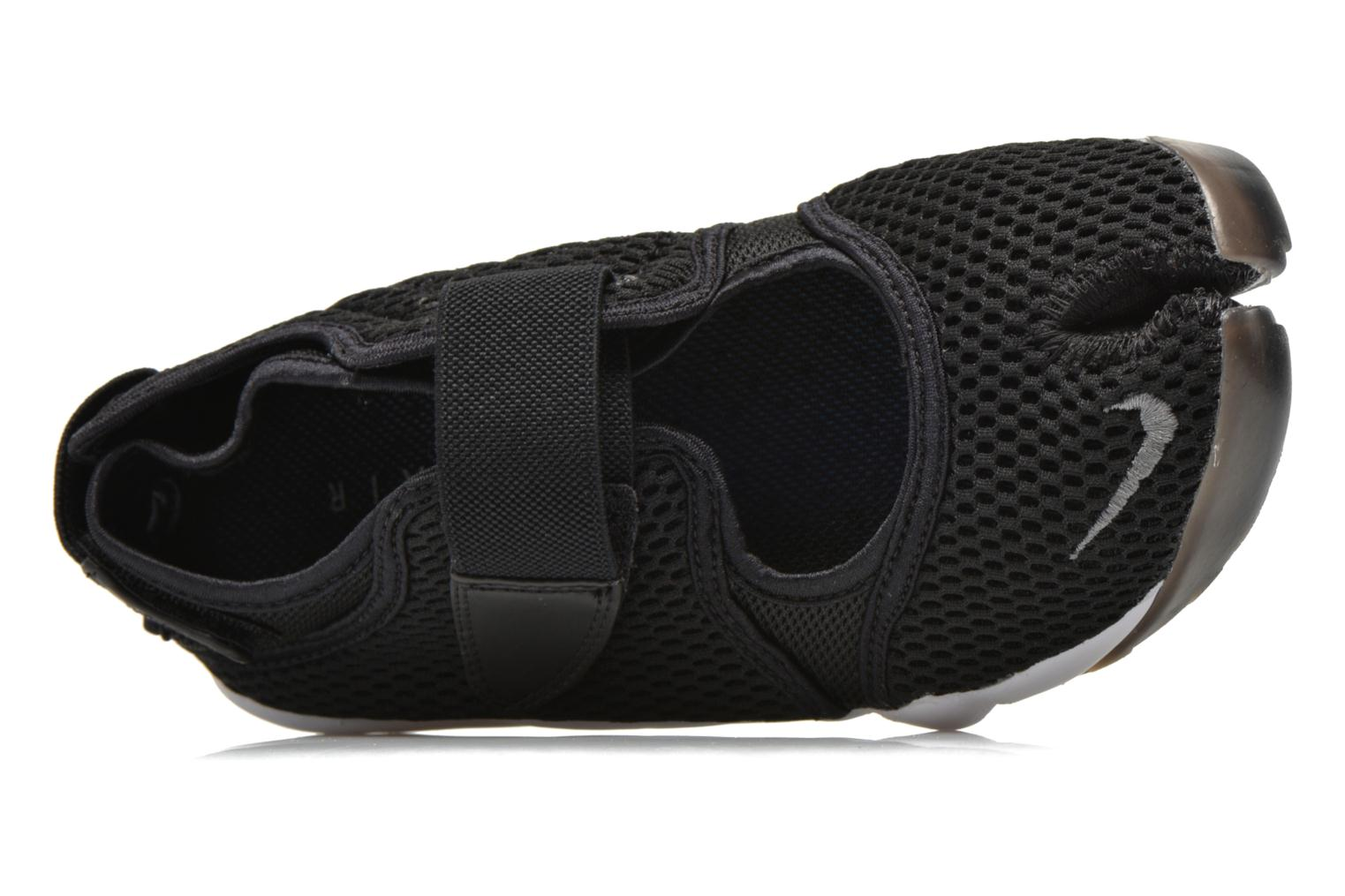 Sneakers Nike Wmns Nike Air Rift Br Nero immagine sinistra