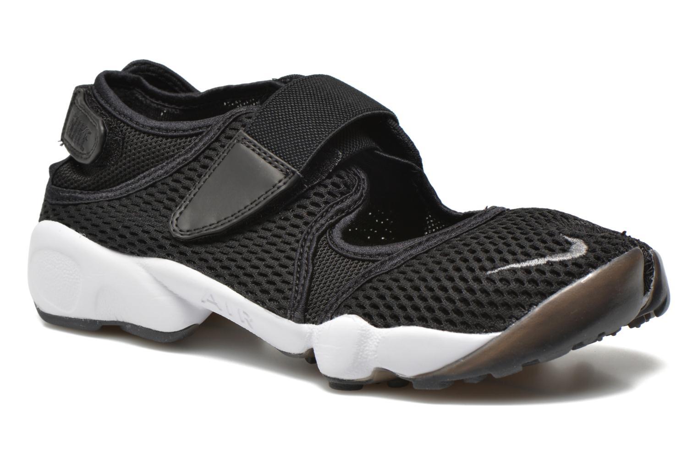 Baskets Nike Wmns Nike Air Rift Br Noir vue détail/paire
