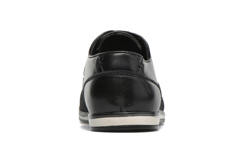 Schnürschuhe I Love Shoes SUPERAS schwarz ansicht von rechts