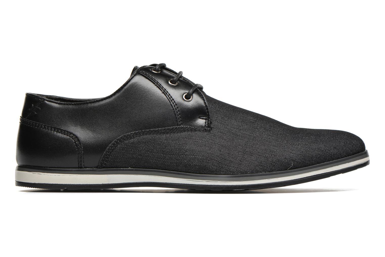 Lace-up shoes I Love Shoes SUPERAS Black back view