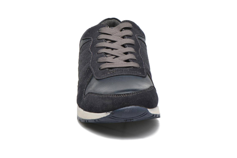 Baskets I Love Shoes SUPERVISE Bleu vue portées chaussures