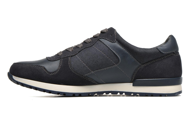 Sneaker I Love Shoes SUPERVISE blau ansicht von vorne