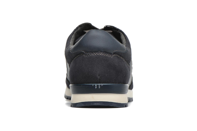 Sneaker I Love Shoes SUPERVISE blau ansicht von rechts