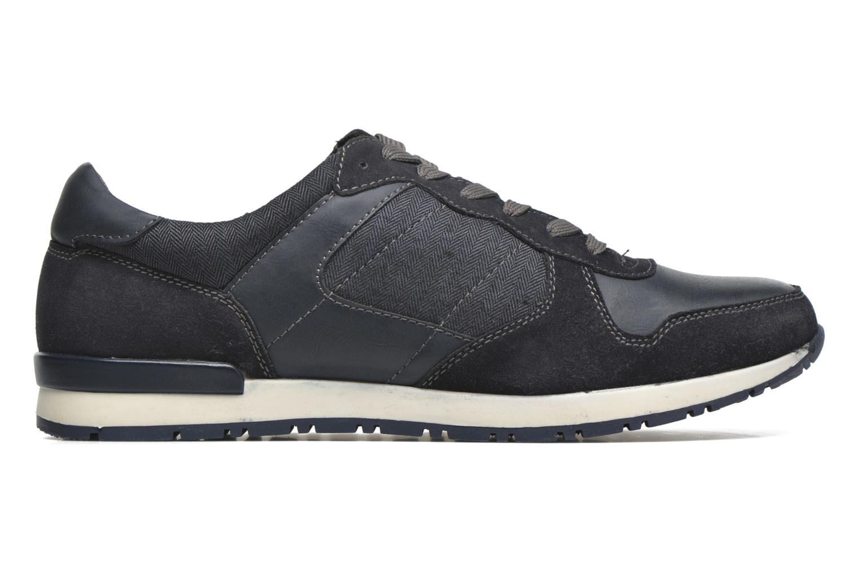 Sneaker I Love Shoes SUPERVISE blau ansicht von hinten