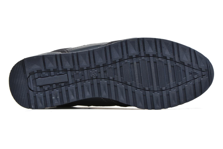 Sneaker I Love Shoes SUPERVISE blau ansicht von oben