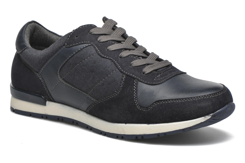 Baskets I Love Shoes SUPERVISE Bleu vue détail/paire