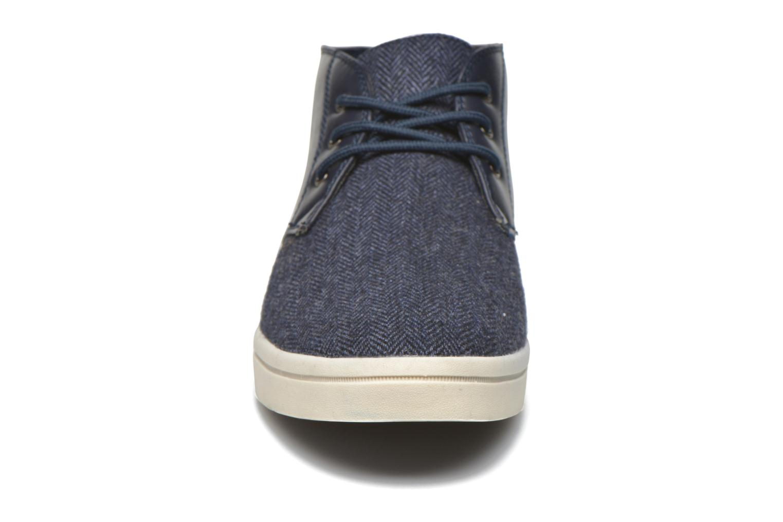 Baskets I Love Shoes SUPEVRON Bleu vue portées chaussures