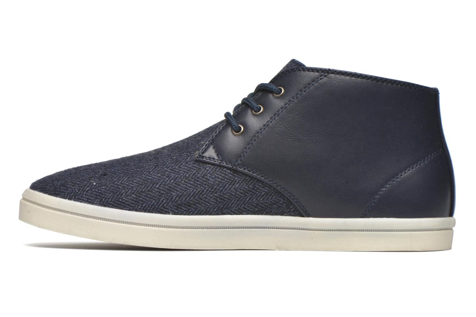 Sneakers I Love Shoes SUPEVRON Blauw voorkant