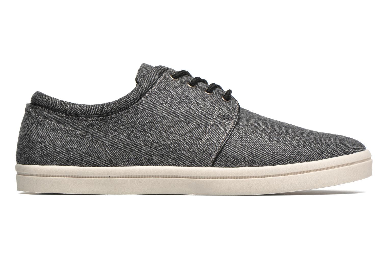 Sneakers I Love Shoes SUPECOURT Zwart achterkant