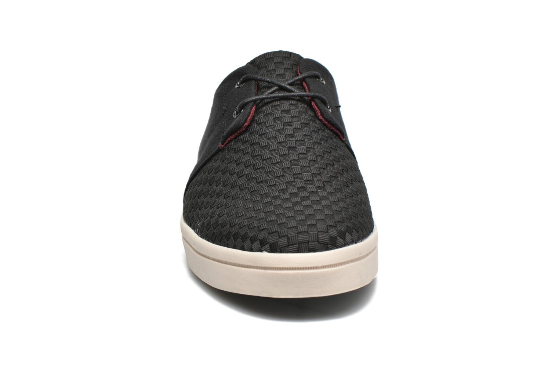 Baskets I Love Shoes SUPERIONS Noir vue portées chaussures