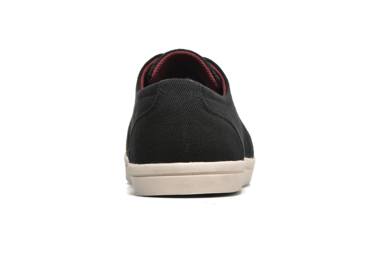 Baskets I Love Shoes SUPERIONS Noir vue droite