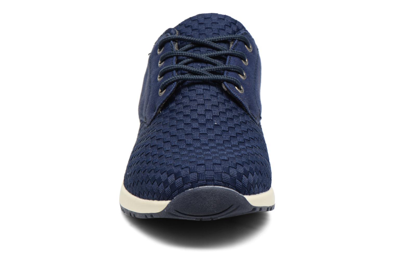 Baskets I Love Shoes SUPELIRE Bleu vue portées chaussures