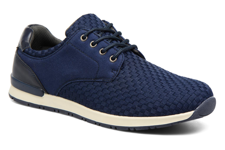 Baskets I Love Shoes SUPELIRE Bleu vue détail/paire