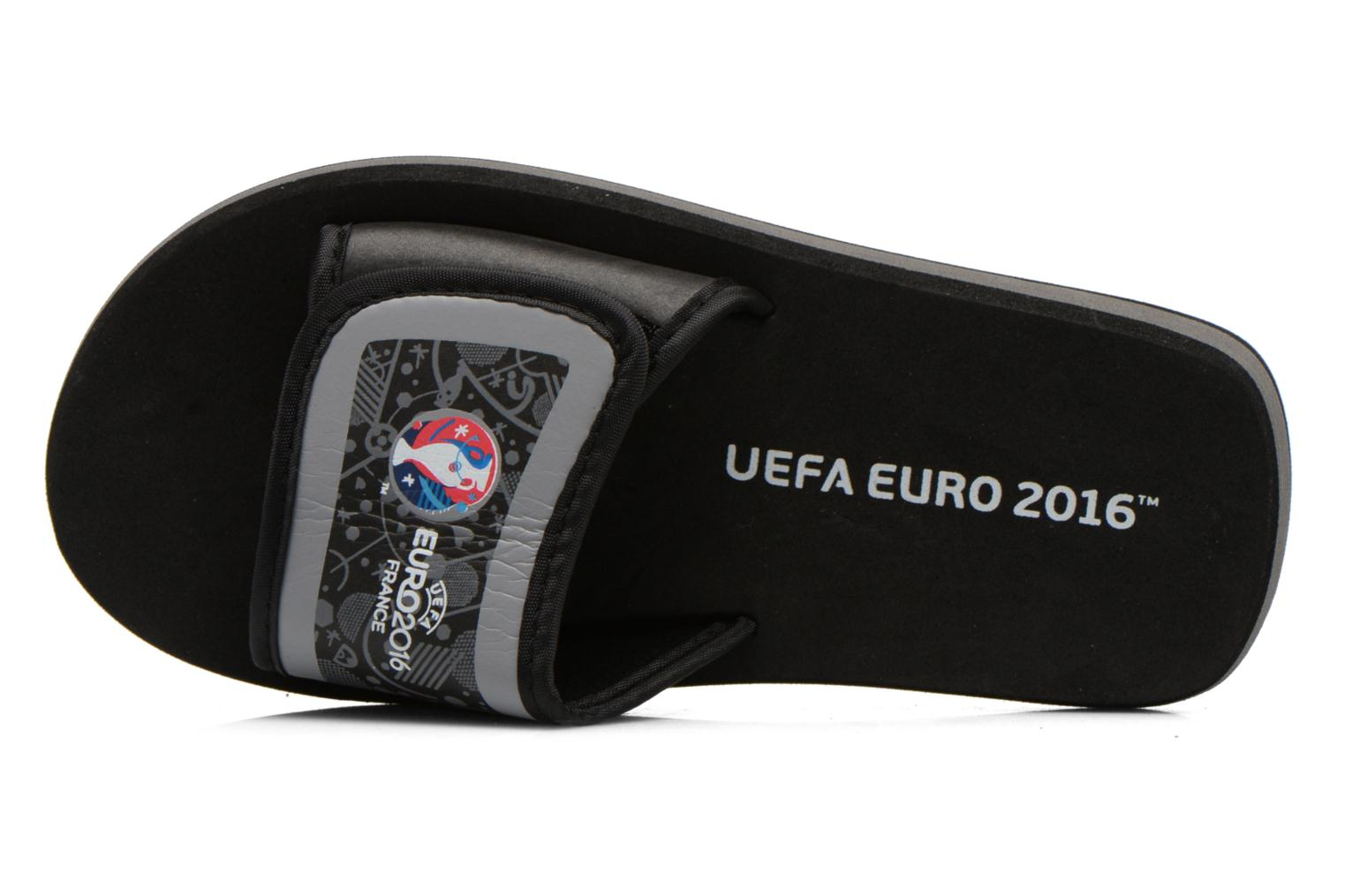 Sandals EURO 16 Marcel Kid Black view from the left
