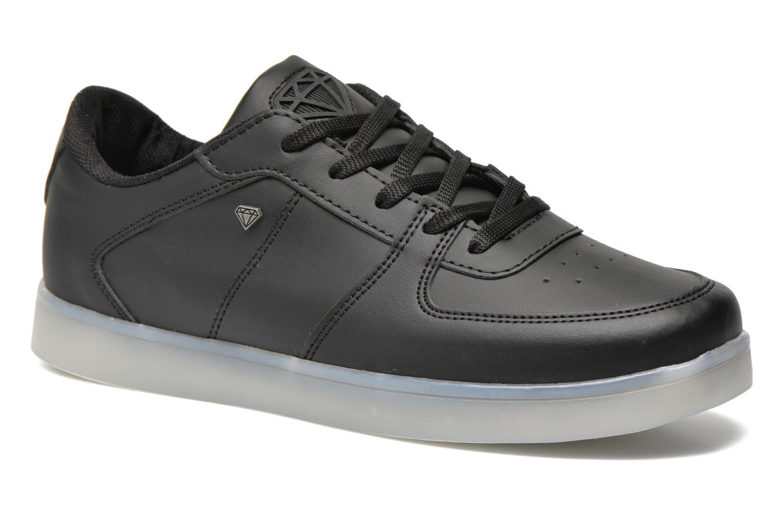 Sneakers Cash Money CMC 37 Zwart 3/4'