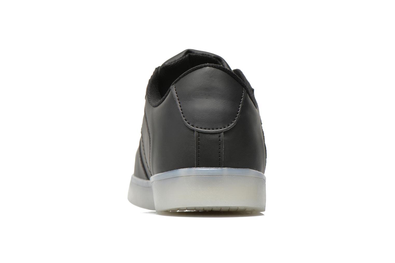 Sneaker Cash Money CMC 37 schwarz ansicht von rechts
