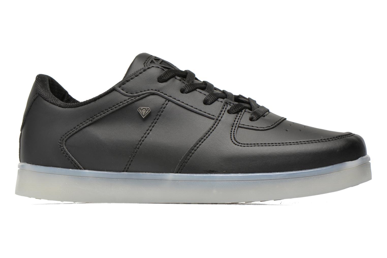 Sneaker Cash Money CMC 37 schwarz ansicht von hinten