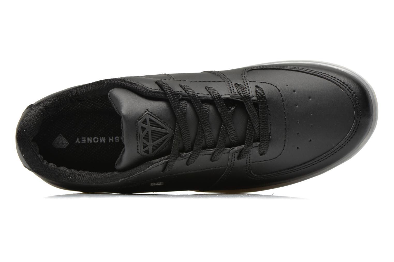 Sneaker Cash Money CMC 37 schwarz ansicht von links