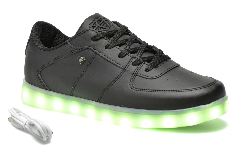 Sneakers Cash Money CMC 37 Zwart detail