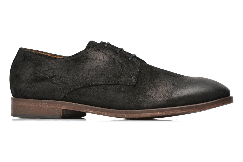 Chaussures à lacets Kost Katman Noir vue derrière