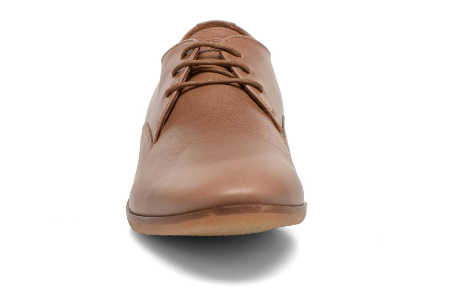 Lace-up shoes Kost Koros/K Brown model view