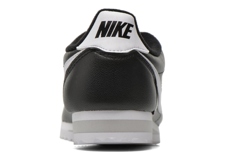 Baskets Nike Classic Cortez Prem Noir vue droite