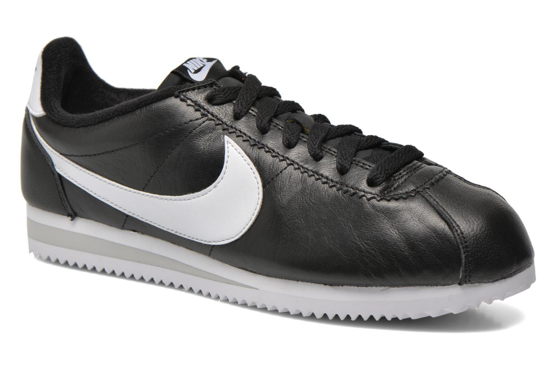 Sneaker Nike Classic Cortez Prem schwarz detaillierte ansicht/modell