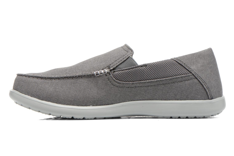 grey Luxe Cruz Crocs Charcoal Santa M 2 light tfFq0Pwf