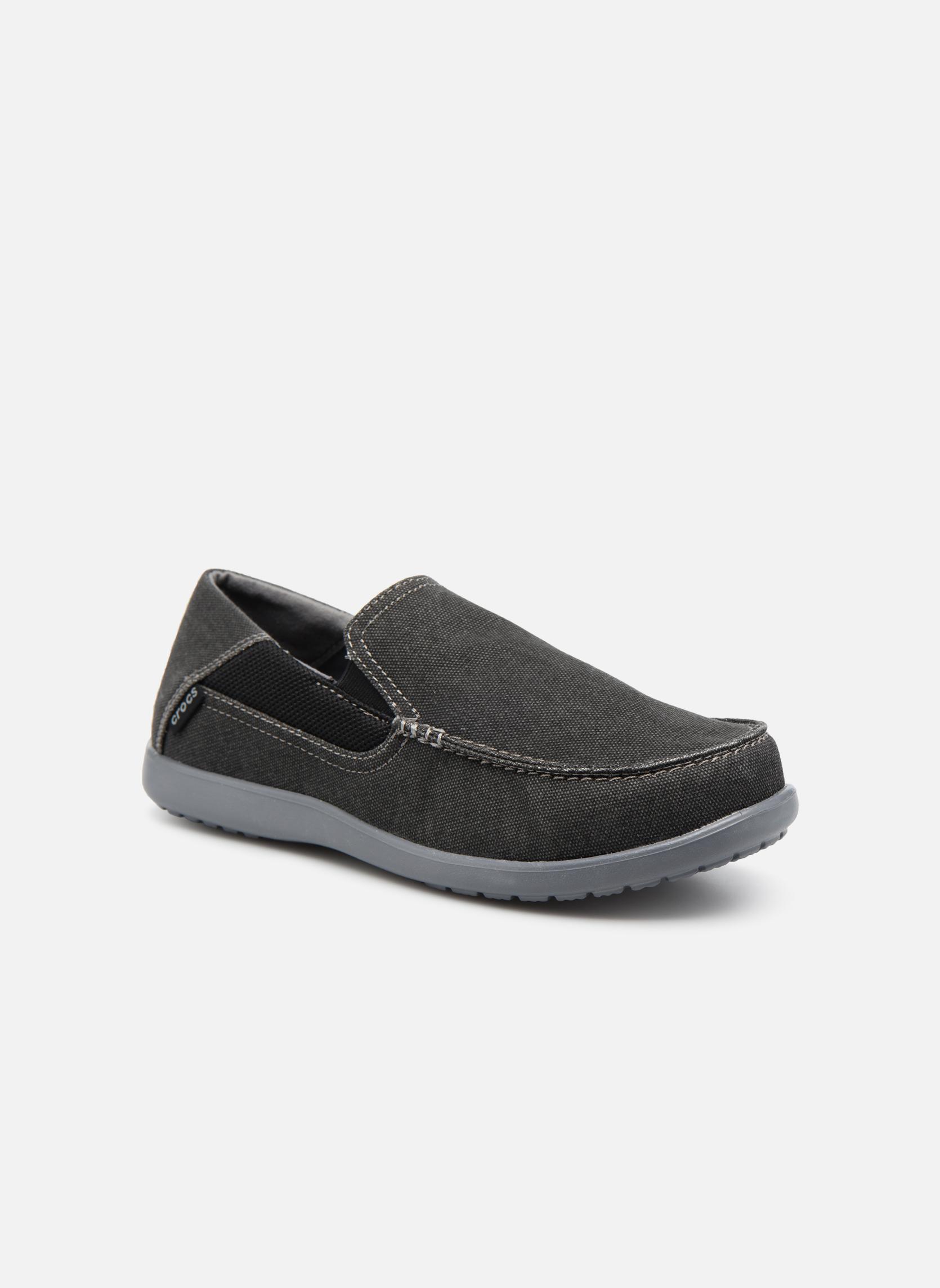 Sneaker Crocs Santa Cruz 2 Luxe M schwarz detaillierte ansicht/modell