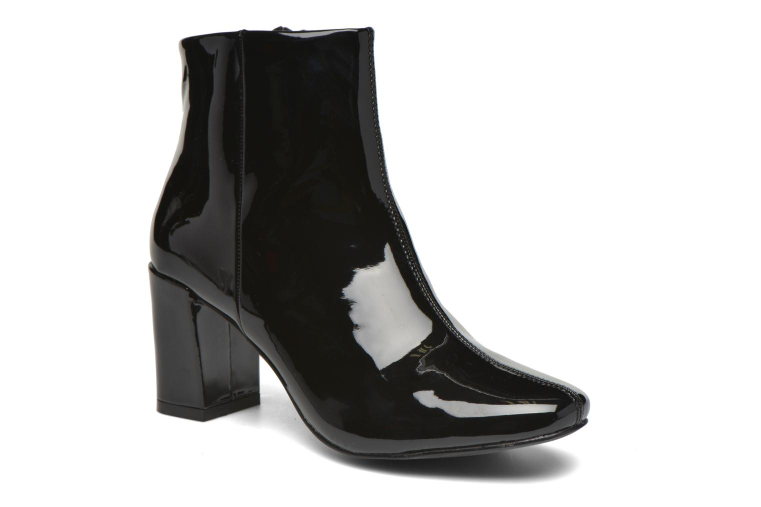 Ankle boots I Love Shoes KIDEBAIN Black detailed view/ Pair view