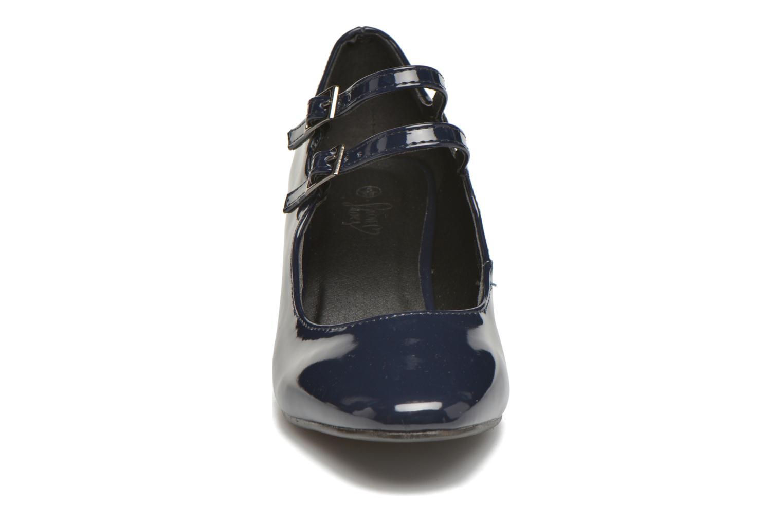 Pumps I Love Shoes KIBABE blau schuhe getragen
