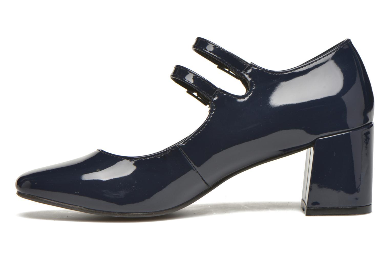Pumps I Love Shoes KIBABE blau ansicht von vorne